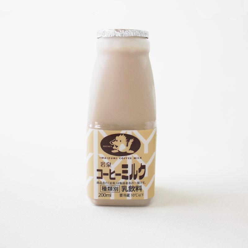 岩泉コーヒーミルク【200ml】
