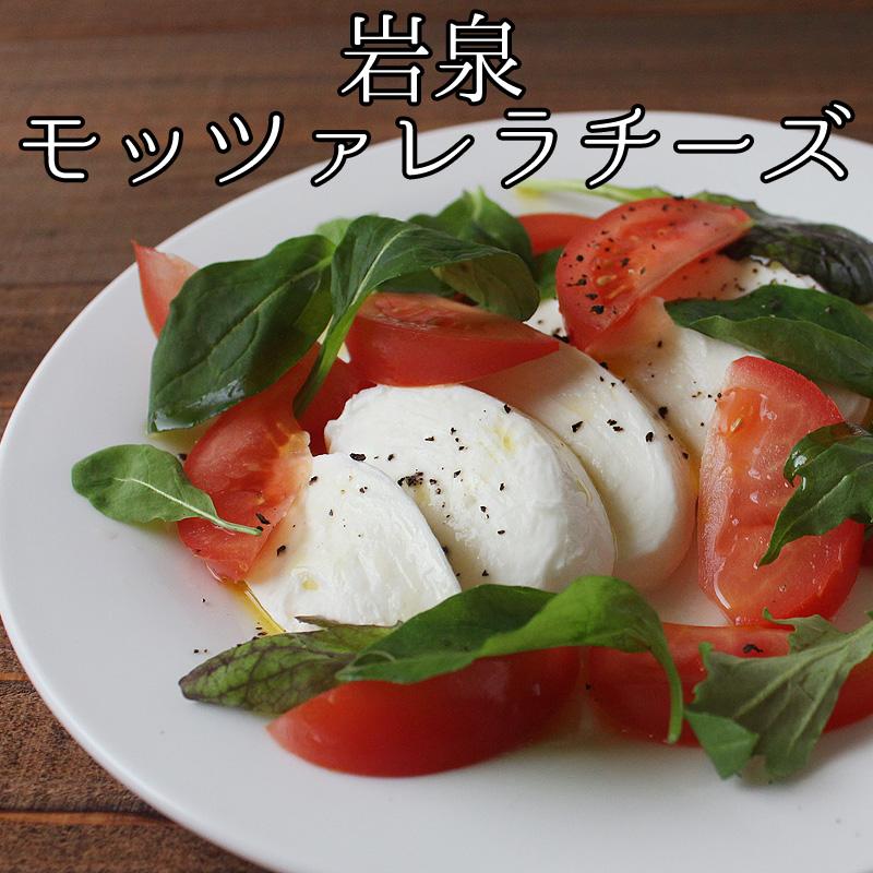 岩泉モッツァレラチーズ(120g)